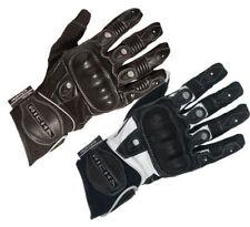 Gants en cuir et textile pour motocyclette Eté