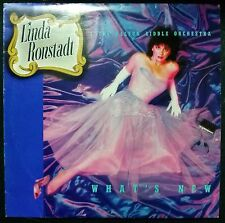LINDA RONSTADT - WHAT'S NEW VINYL LP AUSTRALIA (COVER DAMAGE)