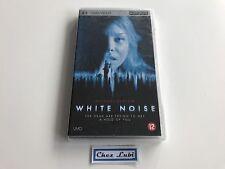 White Noise - UMD Video - Sony PSP - FR/EN - Neuf Sous Blister