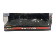 Model Batmobile Batman Returns Car 13cm With Figure 1/32 Die Cast Jada 31704