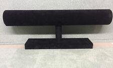 Single Bangle/Bracelet Jewellery display Stand (black)  extra long
