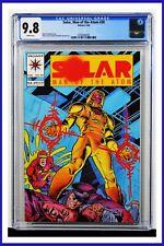 Solar Man Of The Atom #30 CGC Graded 9.8 Valiant February 1994 Comic Book