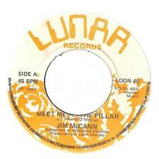 "Jim McCann - Meet Me At The Pillar - 7"" Record Single"