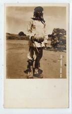 More details for picture postcard of a native american by weiss of laguna, new mexico (c63426)