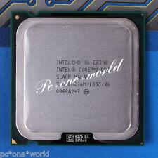 100% OK SLAPP Intel Core 2 Duo E8200 2.66 GHz Dual-Core Processor CPU LGA 775