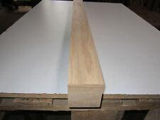 1 Eiche Tischbein (€26,99/m) 50x50x1000mm 4-seitig gehobelt Tisch Kantholz
