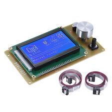LCD 12864 Graphic Smart Screen Controller for RepRap RAMPS 1.4 3D Printer