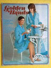 Golden Hands - Part 56, Crochet, Knitting, Dressmaking, Embroidery, Magazine