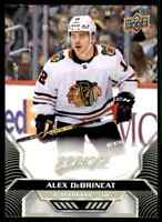 2020-21 Upper Deck MVP Alex DeBrincat #7