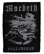MACBETH - Stalingrad - Aufnäher / Patch - Neu - #4222