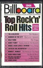 Billboard Top Rock & Roll Hits: 1966 [Cassette]Various BRAND NEW SEALED