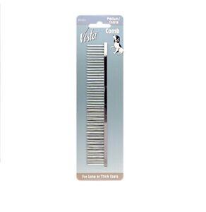 Millers Forge Vista Comb - Medium/Coarse - Pet-Dog-Cat Grooming Comb