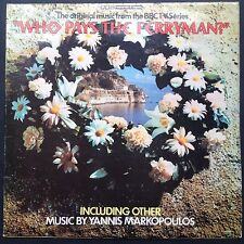 WHO PAYS THE FERRYMAN TV Soundtrack OST LP Yannis Markopoulos BBC Crete Greece