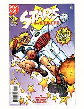 Stars and S.T.R.I.P.E. #1 (1999, DC) VF- Star-Spangled Kid (Courtney Whitmore)