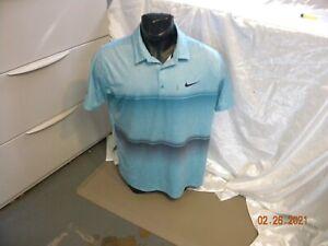 Men's Nike Golf Indianapolis Motor Speedway Dri-Fit  Polo Shirt XL