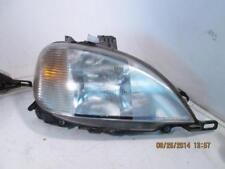 1998 Mercedes-Benz ML320 Headlight passenger right head lamp light 1638204261