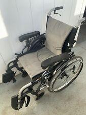 "Karma Self Propelled / Attended Wheelchair Lightweight 17.5"" Wide 17"" Deep"
