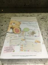 """Hallmark """" Forever Friends"""" New Arrival New Baby Card Kit (new & sealed)"""