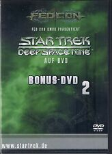 Star Trek Deep Space Nine Bonus DVD 2 FedCon