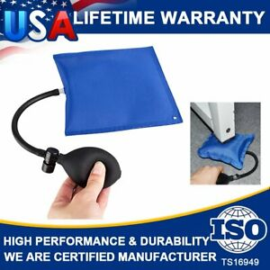 Car Air Pump Wedge Entry Inflatable Bag Shim Door Window Emergency Open Tools US