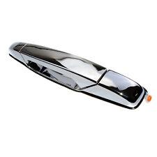 Outside Chrome Door Handle Rear Left For Chevrolet Tahoe GMC Sierra 15915619