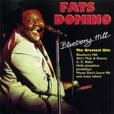 Fats Domino-Blueberry Hill-The Greatest Hits