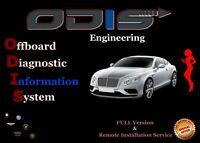 ODIS Engineering 12 PostSetup + Firmware + Project VAG Coding Diagnostic VAS5054