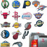 NBA Basketball 3D Auto Car Color Chrome Metal Team Logo Emblem Decal Sticker SUV