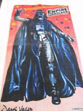 1980s Original Star Wars Darth Vader Towel Empire Strikes Back