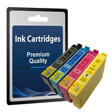 4  Ink Cartridge Replace T1291 - T1294 T1295 NOT original Epson