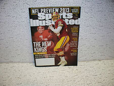 Sports Illustrated September 2 2013 SI NFL Preview RG III Seahawks Patriots