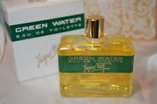 VTG! JACQUES FATH ~ 8 Oz GREEN WATER ~ MEN'S EAU de TOILETTE ~ RARE NIB ORIGINAL