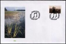 Finland FDC 1997, Tango, Dance, Midnight Sun, Mint