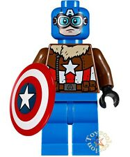 LEGO SUPER HEROES MARVEL - PILOT CAPTAIN AMERICA SET 76076 - ORIGINAL MINIFIGURE