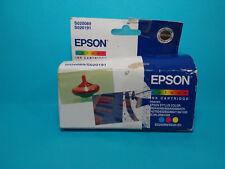 Cartucho tinta Epson S020089/S020191 Tricolor original