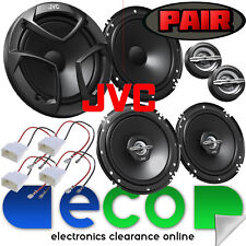 Ford Focus MK3 RS ST 3 or 5 Door Front & Rear 1200 Watt Car Speakers Upgrade Kit