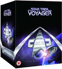 Star Trek: Voyager (Full Journey) NEW PAL Series Cult 48-DVD Set Kate Mulgrew