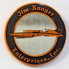 1966 JIM RANGER ENTERPRISES MY GYPSY pinback button Hydroplane Boat racing z