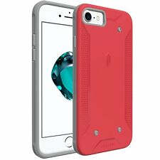 Poetic QuarterBack Corner/Bumper Protective Case Cover for Apple iPhone 7 Pink