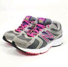 New Balance 490v2 Running Training Shoes Black Purple W490GCL2 Womens size 8.5