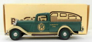 Brooklin 1/43 Scale BRK16A 003  - 1935 Dodge Pick Up CTCS 1 Of 400 Green