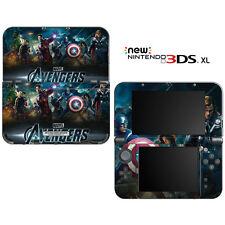 Avengers Superhero for New Nintendo 3DS XL Skin Decal Cover