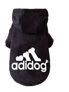 Adidog  Dog Coat / Hoodie SIZE XXL Uk Seller Fast Delivery
