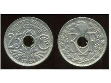 25 centimes  LINDAUER 1928  TTB