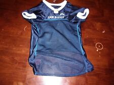 San Diego Chargers used Dog Jersey NFL