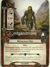 Lord of the Rings LCG  - 1x Methedras-Ork  #026 - Die Stimme Isengards