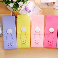 Cute Kawaii Plastic Pencil Case Pen Box Child Kid School Supplies Stationery