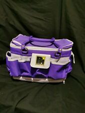Papermania Purple and Lilac Craft Storage Tote Bag
