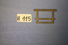 (H115.3) playmobil pièce maison western 3430 3431 3424 3425 3427
