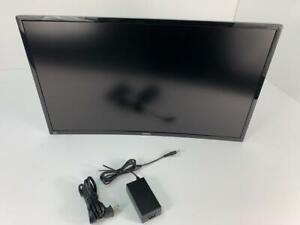 Samsung LS27D590CS/ZA 27-Inch Curved LED-Lit Monitor. Missing Parts.